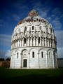 The Baptistery in the Field of Miracles, Pisa