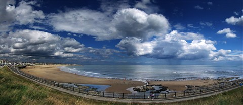 Seaburn Beach_Sunderland_UK