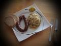 Bauerwurst mit Kraut