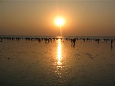 Juhu Beach Sunset 1