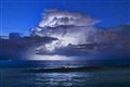 storm cloud offshore