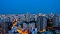 Cityscape @ Blue