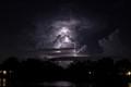 Storm near West Melbourne Florida