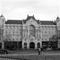 Gresham Palace, Budapest, Hungary. (1906)
