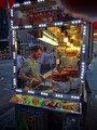 Street Meat Vender in NYC