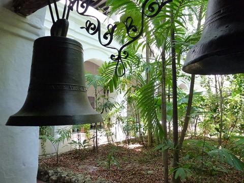 Bells at San Pedro Claver, Old cartegena, Colombia