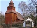 Seglora Church, Skansen