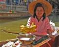 Thailand, Floating Market