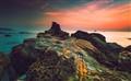 Rocks at Dawn