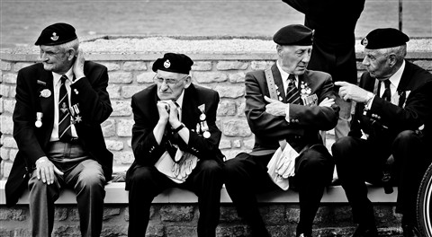 Veterans Arromanches
