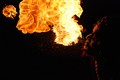 The Senegalese fire-eater