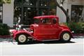 Old car in Santa Barbara (CA)
