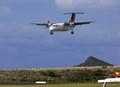 Landing on Lord Howe Island