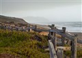 beach fence, point reyes (1 of 1)