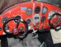 1946 ER Coupe Cockpit