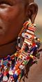 Masai Ear Bling