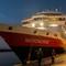 Hurtigruten-mailboat