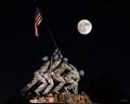 Iwo Jima Supermoon