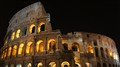 Coloceum at night