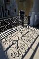 Venetian railings
