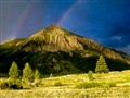 Crested Butte Double Rainbow