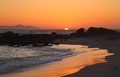 Sunrise over Bettys Beach