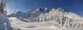Chair Peak with fresh snow