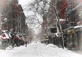 Greenwich Village Winter