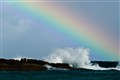 Waves & Rainbow