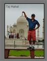 Taj Mahal - India - July 2012