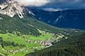 Val Badia after Rain, Dolomites, Italy