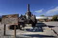 In 1910, Old Dinah was sold to haul supplies between Beatty and the Keane Wonder Mine in Nevada.