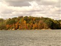 Eagle Creek Park Fall Trees