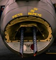 Tail Guns of B17 Memphis Belle