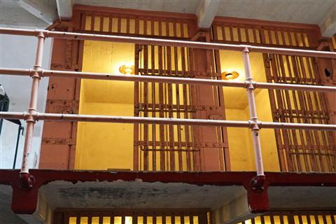 Alcatraz Cells HDR