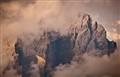 Dramatic Dolomite Mountains