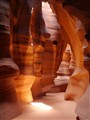 Stunning Antelope Canyon in Page AZ