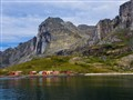 Early summer in the Artic circle