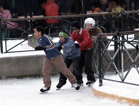 Skating Train Part Two