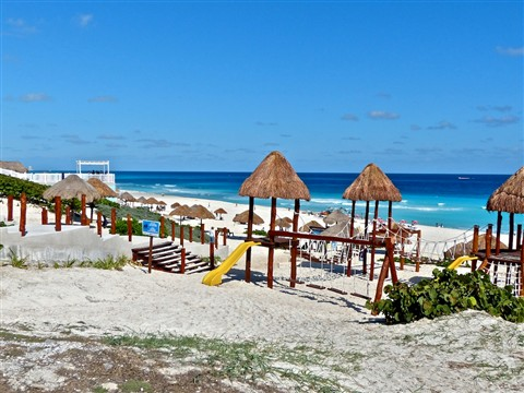 Dolphin Beach, Cancun 20672