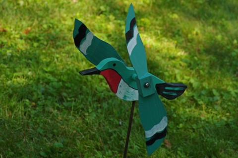 Traditional N.S. homeCrafted lawn ornament 1379