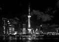 Shanghai Bund-Pudong