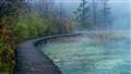 Misty Plitvice
