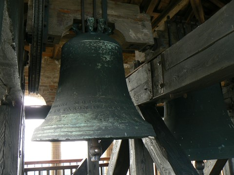 Bells at Santa Fosca, Torcello near Venice