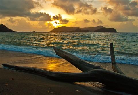Tobago-Sunrise