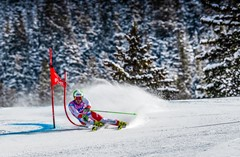 FIS World Cup GS 2018