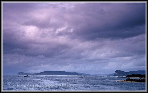 Ettalong Storm