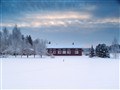 Long winters of countryside, Finland