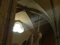 Cross and lights in Saint michel aux lions, Limoges