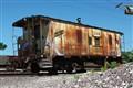 Rusted Train